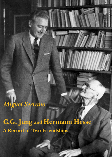 CG Jung and Hermann Hesse - cover