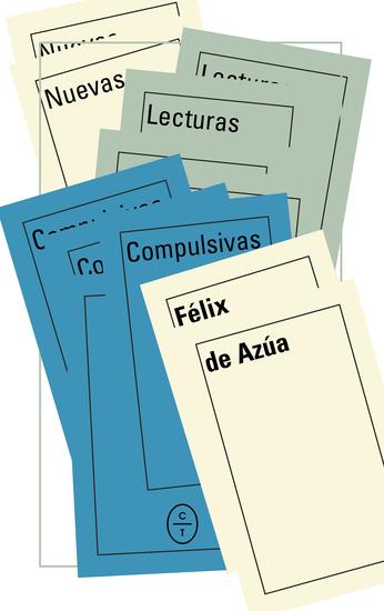 Nuevas lecturas compulsivas - cover