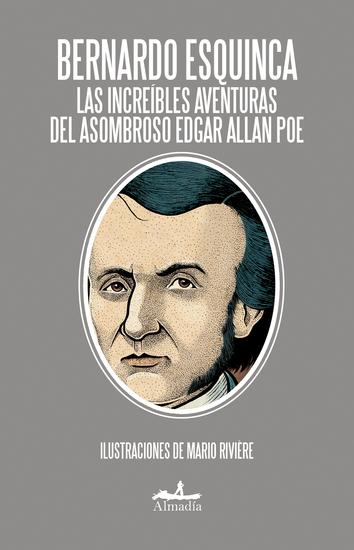 Las increíbles aventuras del asombroso Edgar Allan Poe - cover