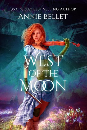 West of the Moon - cover