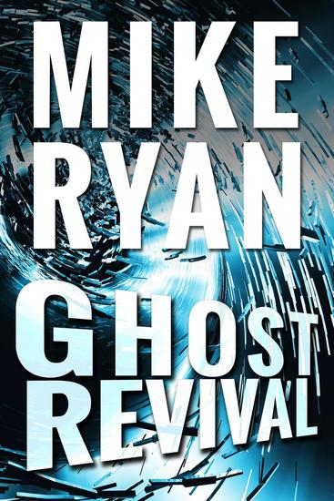 Ghost Revival - CIA Ghost #4 - cover