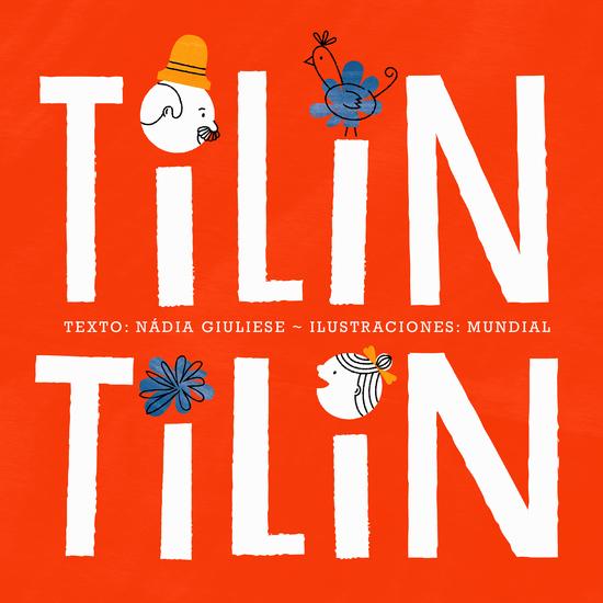 Tilín-tilín - cover