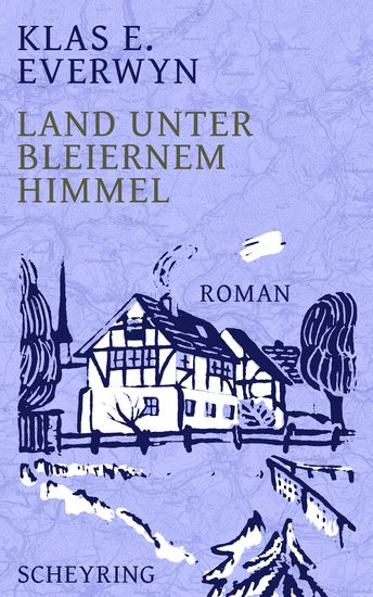 Land unter bleiernem Himmel - Roman (1983) - cover