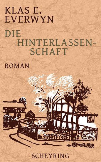 Die Hinterlassenschaft - Roman (1962) - cover