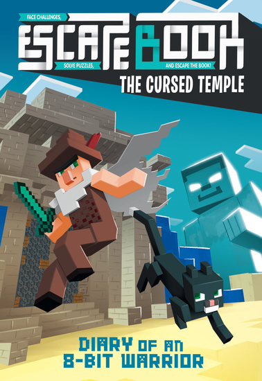 Escape Book - The Cursed Temple - cover