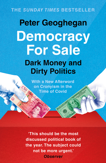 Democracy for Sale - Dark Money and Dirty Politics - cover