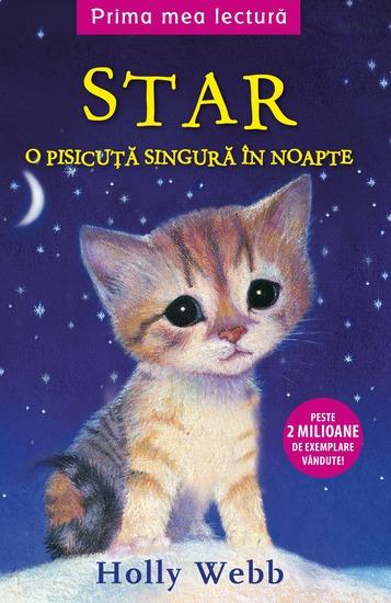 Star - o pisicuță singură în noapte - cover