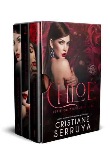 Chloé - Os Diários livros 1-3 - cover