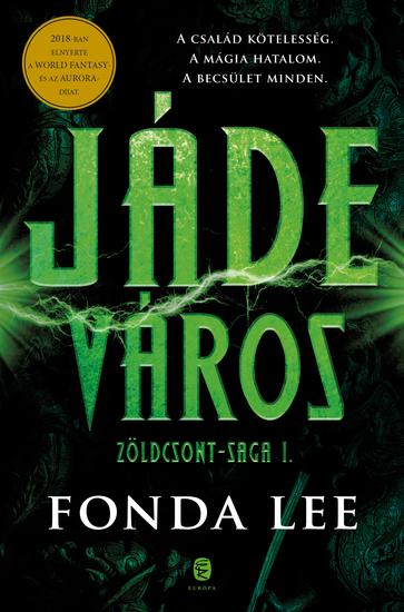 Jáde város - cover