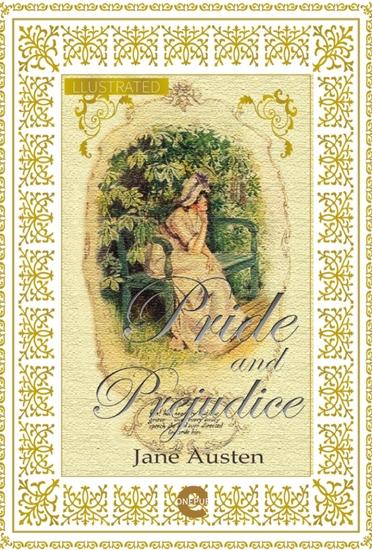 Pride and Prejudice(Illustrated) - cover