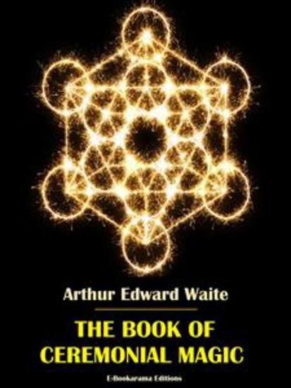 The Book of Ceremonial Magic - cover