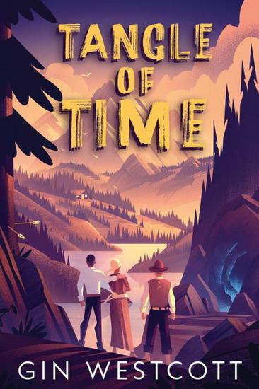 Tangle of Time - Tangle of Time #1 - cover