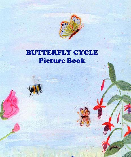 Butterfly Cycle Picture Book - Rhymes of Science and Nature #1 - cover