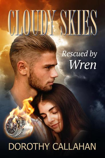 Rescued by Wren - CLOUDY SKIES #3 - cover