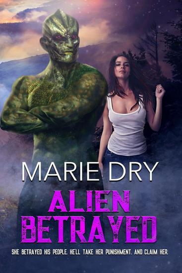 Alien Betrayed - Zyrgin Warriors Book 3 - cover