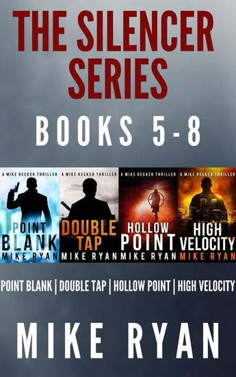 The Silencer Series Box Set Books 5-8 - The Silencer Series - cover