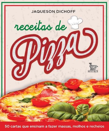 Receitas de pizza - cover