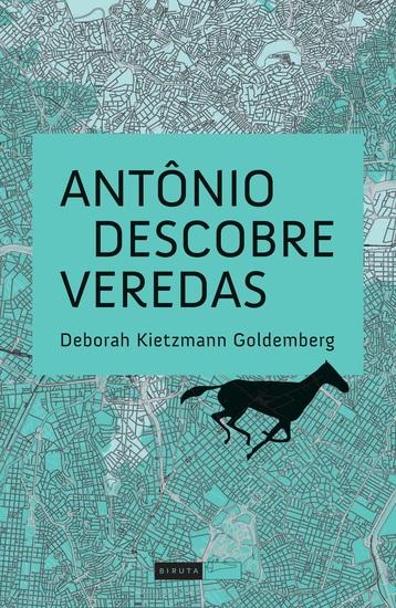 Antônio descobre Veredas - cover