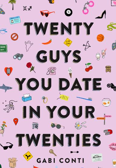 Twenty Guys You Date in Your Twenties - cover