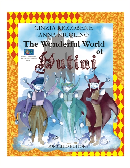 The wonderful world of HUTINI - cover