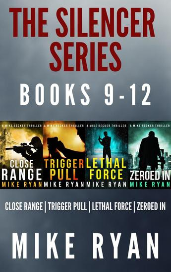 The Silencer Series Box Set Books 9-12 - The Silencer Series - cover