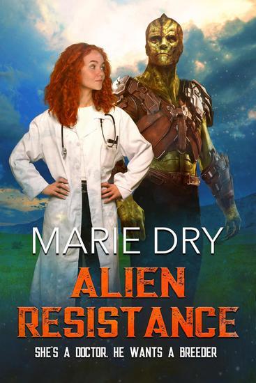 Alien Resistance - Zyrgin Warriors Book 5 - cover