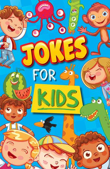 Jokes for Kids - cover