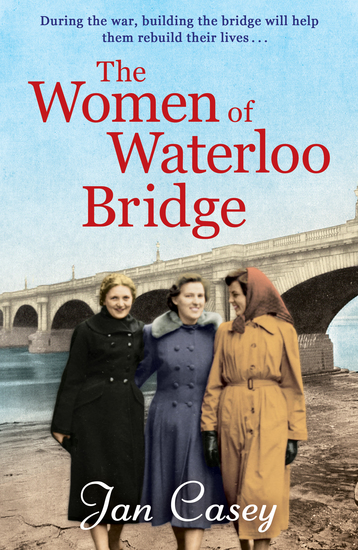 The Women of Waterloo Bridge - the heart-wrenching WW2 saga of 2020 - cover