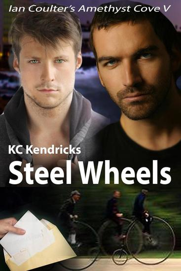 Steel Wheels - Ian Coulter's Amethyst Cove #5 - cover