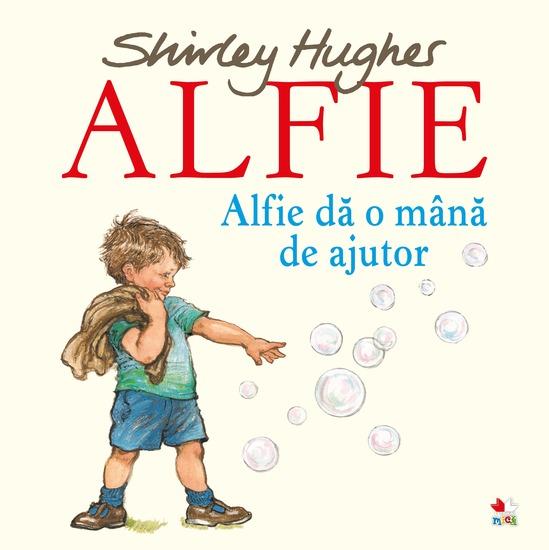 Alfie - Alfie dă o mână de ajutor - cover