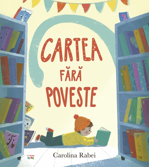 Cartea fără poveste - cover