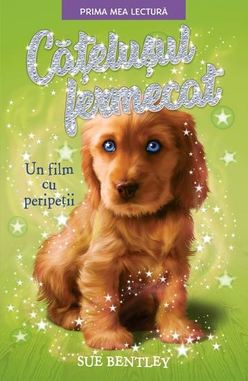 Cățelușul Fermecat - Un film cu peripeții - cover