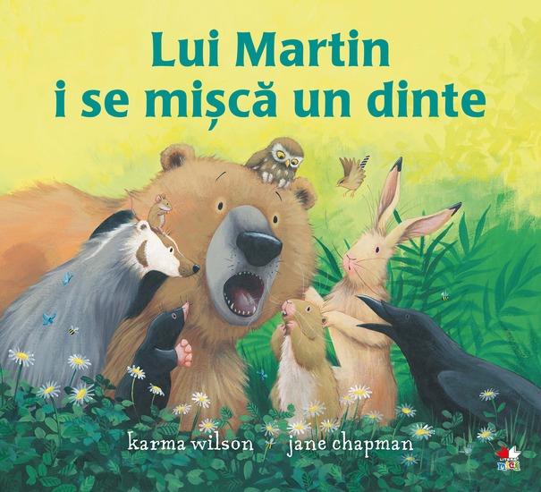 Lui Martin I Se Mișcă Un Dinte - cover