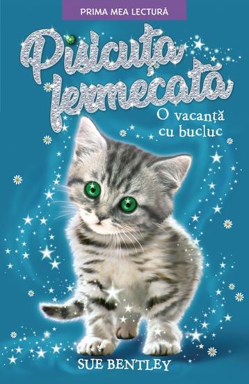 Pisicuța Fermecată - O trasnaie in miez de noapte - cover