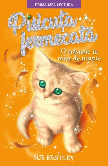 Pisicuța Fermecată - O vacanță cu bucluc - cover
