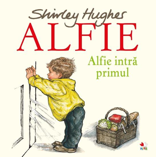 Alfie - Alfie intră primul - cover