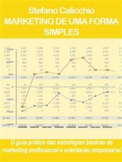 Marketing de uma forma simples - O guia prático das estratégias básicas de marketing profissional e orientação empresarial - cover