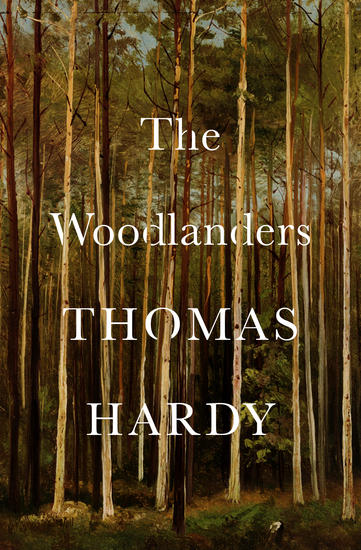 The Woodlanders - cover