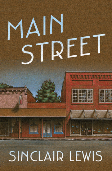 Main Street - cover