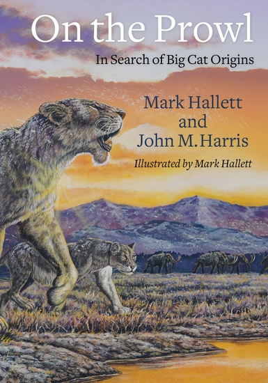 On the Prowl - In Search of Big Cat Origins - cover