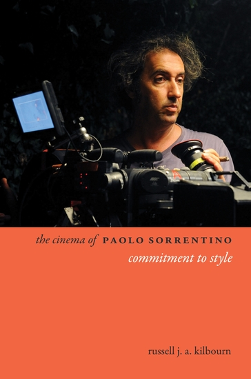 The Cinema of Paolo Sorrentino - Commitment to Style - cover