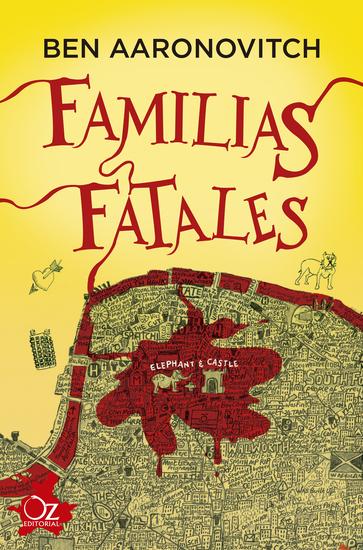 Familias fatales - cover