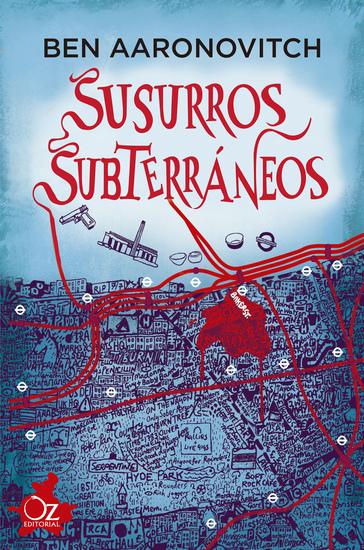 Susurros subterráneos - cover