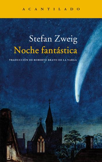 Noche fantástica - cover