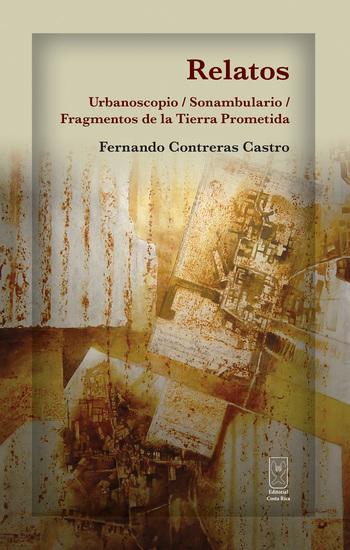 Relatos - Urbanoscopio Sonambulario Fragmentos de la Tierra Prometida - cover