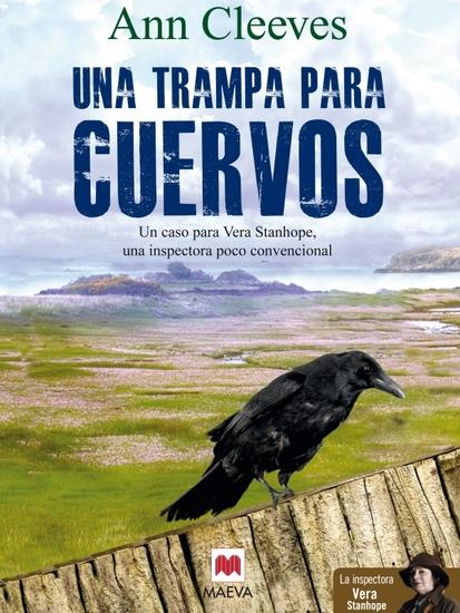 Una trampa para cuervos - cover