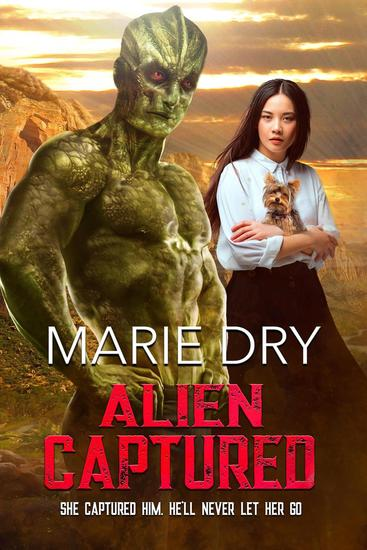 Alien Captured - Zyrgin Warriors Book 6 - cover