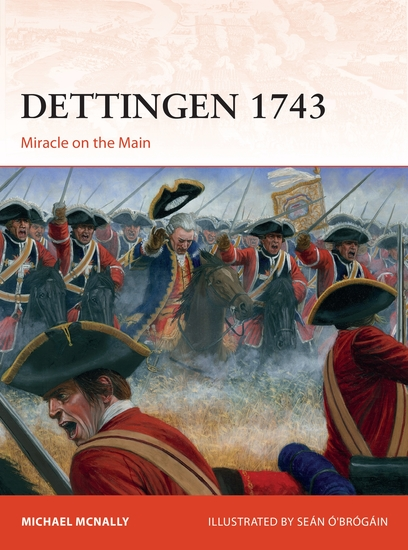 Dettingen 1743 - Miracle on the Main - cover