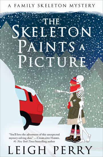 The Skeleton Paints a Picture - cover