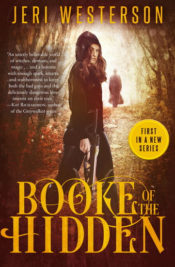 Booke of the Hidden - cover